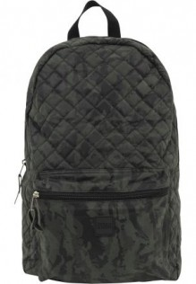 Sac à dos - Diamond Quilt Leather Imitation Backpack