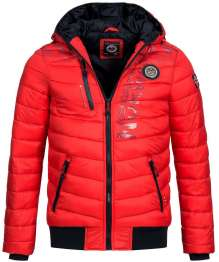VESTE HOMME D'HIVER Geographical Norway Botical