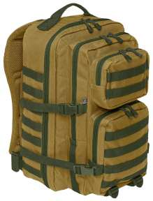 US Cooper large multicolor Backpack