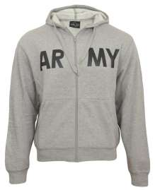 SWEAT-SHIRT AVEC CAPUCHON US ARMY