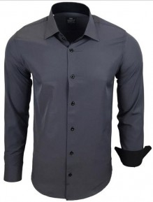 Chemise manches longues Colby