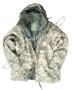 Parka MILTEC imperrespirant + polaire AMOVIBLE - All Terrain Digital camouflage