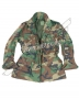 Veste militaire M65 nyco teesar - Woodland camouflage