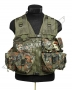 Gilet Intervention Tactique - Pois camouflage